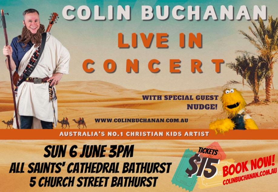 Colin Buchanan Live in Concert