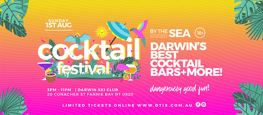 Darwin Cocktail Festival 2021