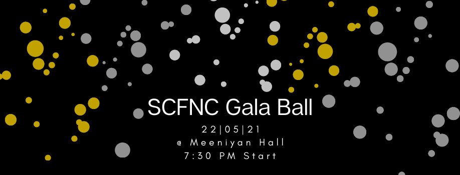 SCFNC 2021 Annual Gala Ball
