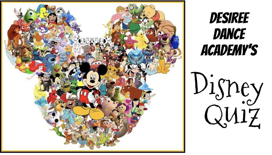 DDA Disney Quiz Night