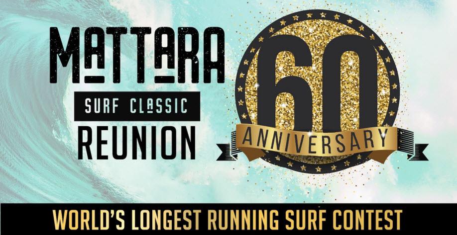 60th Michilis Mattara Surf Classic reunion