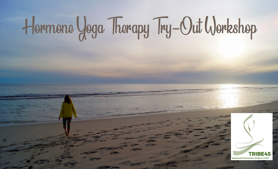 Hormone Yoga Therapy Intro Workshop | SEPTEMBER