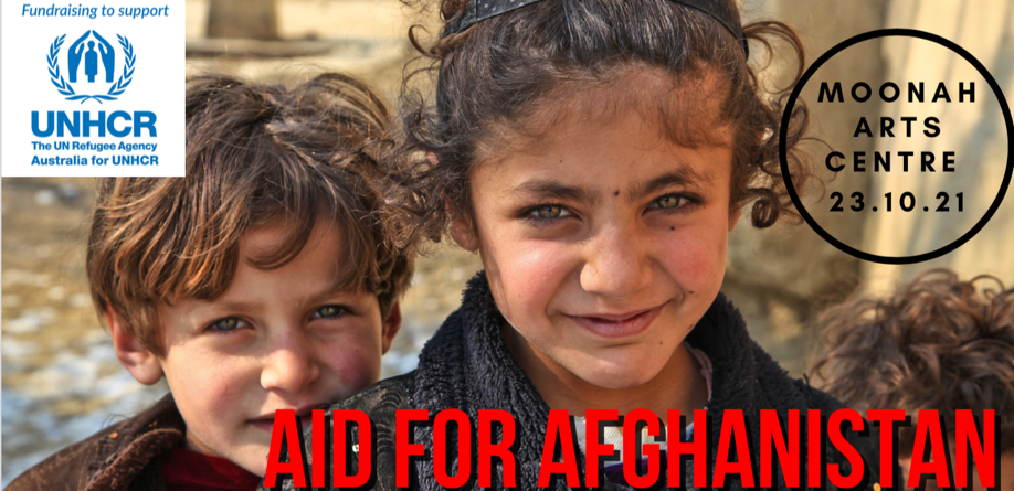 Aid for Afghanistan