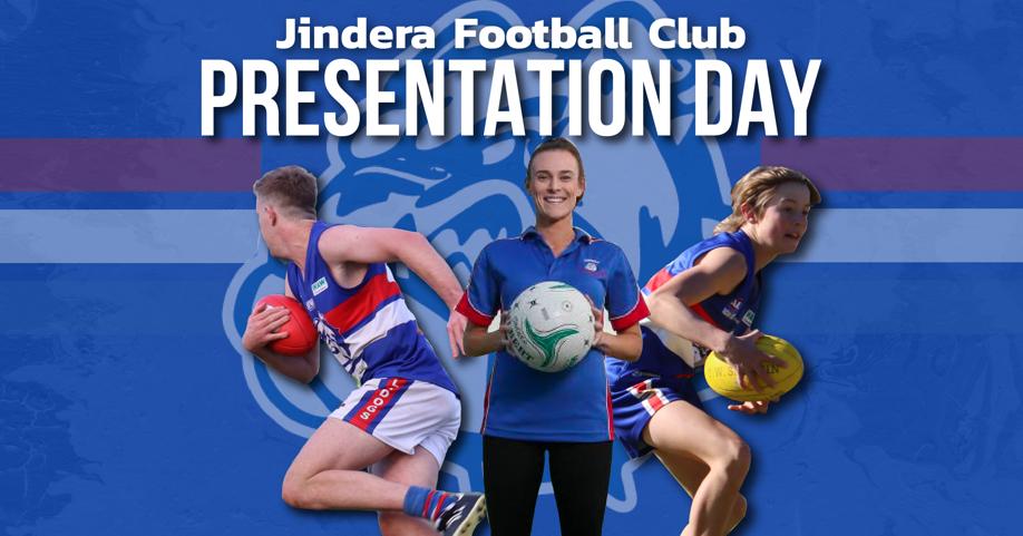 Jindera Football/Netball Club Presentation Day