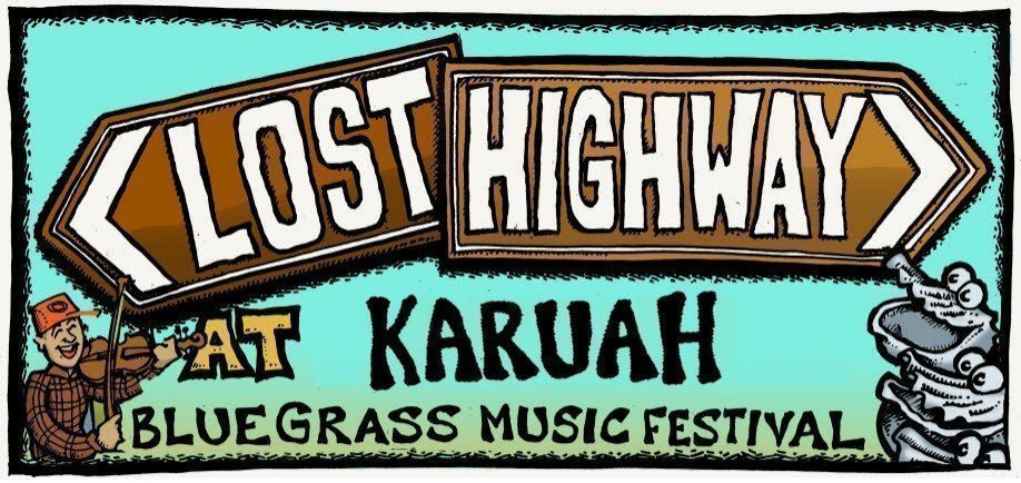 Lost Highway Karuah Bluegrass Music Festival 2016