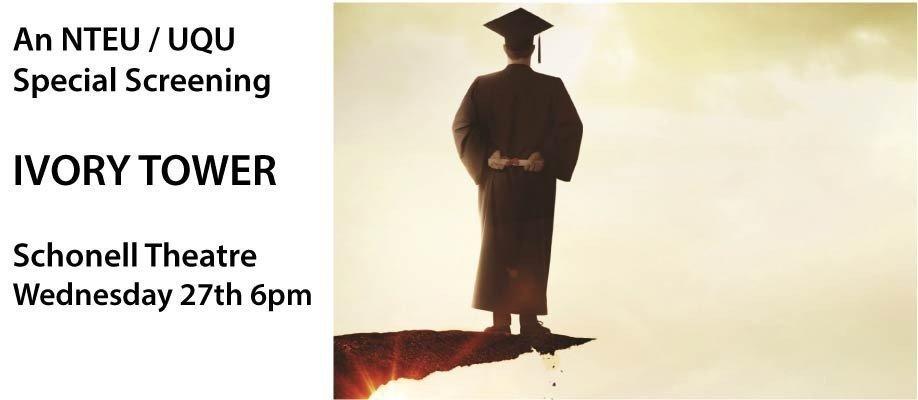National Tertiary Education Union Uq Branch Presents