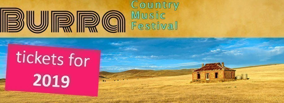 BURRA COUNTRY MUSIC FESTIVAL 2018