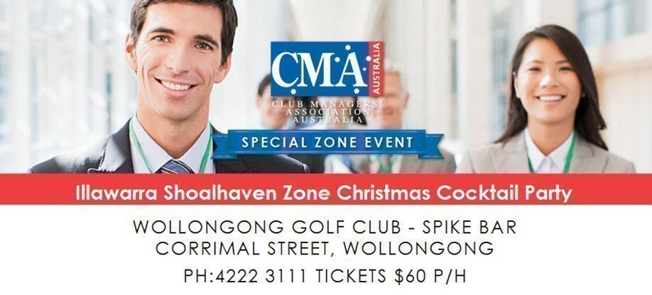 CMAA Illawarra Shoalhaven Zone 2018 Christmas Party