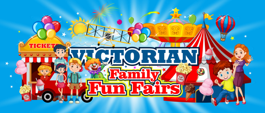 Victorian Family Fun Fairs | TRARALGON | SUN 28 FEB