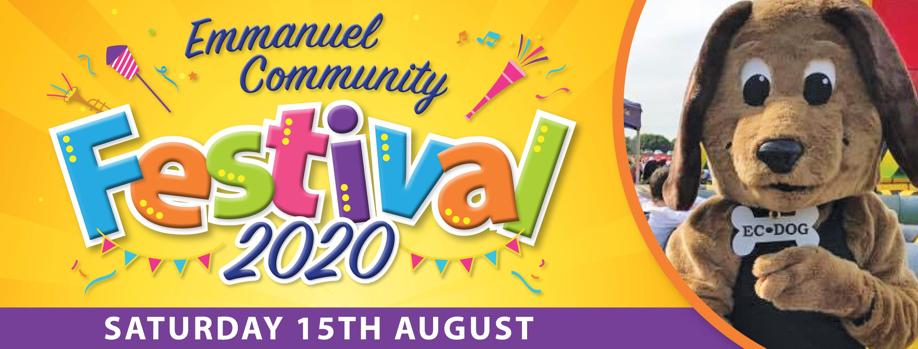 Emmanuel Community Festival 2020