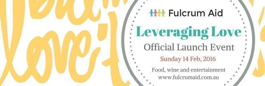 Fulcrum Aid : Leveraging Love Fundraising Event