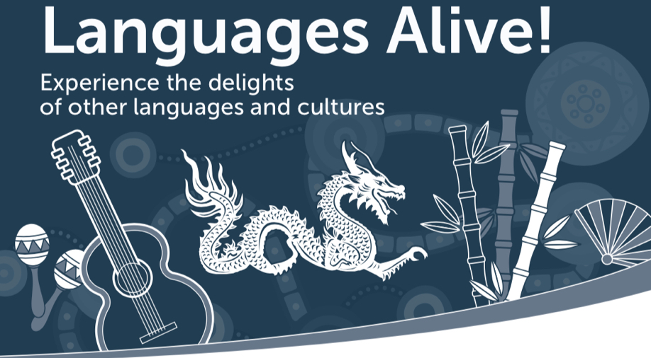 Languages Alive! | MYPOLONGA, THUR 8 OCT