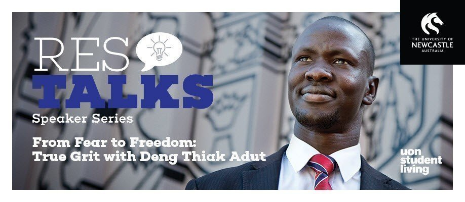From Fear to Freedom: True Grit with Deng Thiak Adut