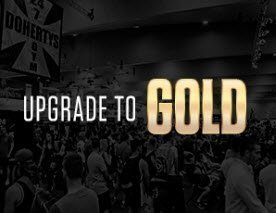 Arnold Classic Upgrade to GOLD