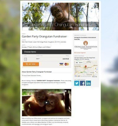 Orangutan Foundation International Australia
