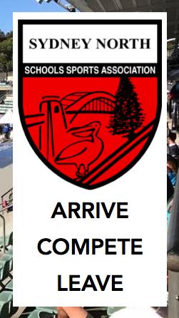 Athletics - Arrive, Compete, Leave