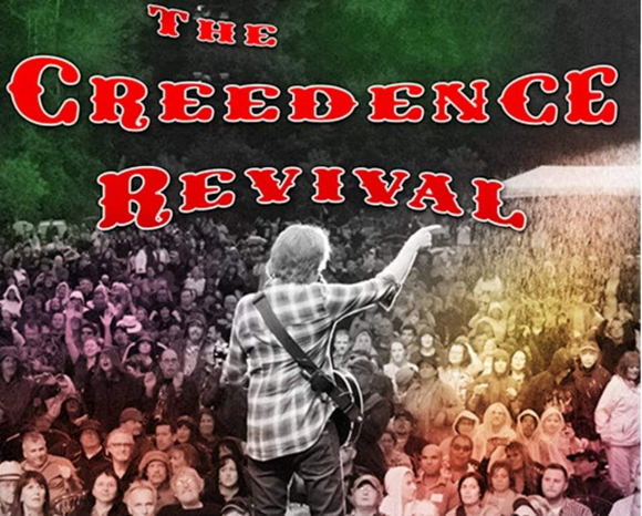 Creedence Revival Poster