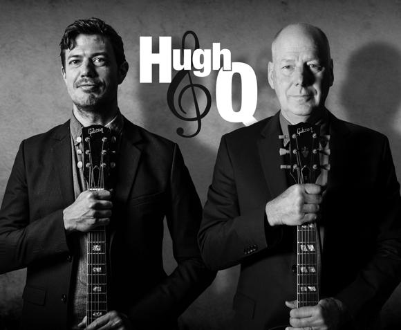 Hugh & Q