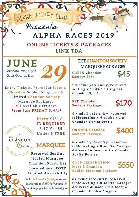Race Packages