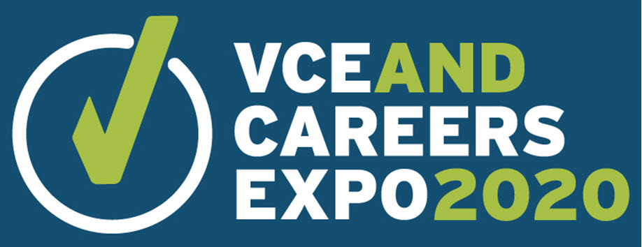 VCE and Careers Expo Student Registration 2020