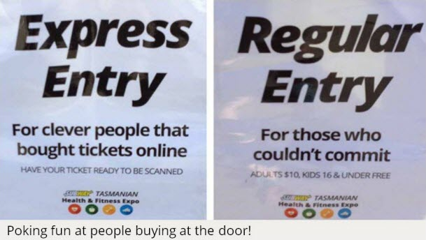an experts guide to selling event tickets online